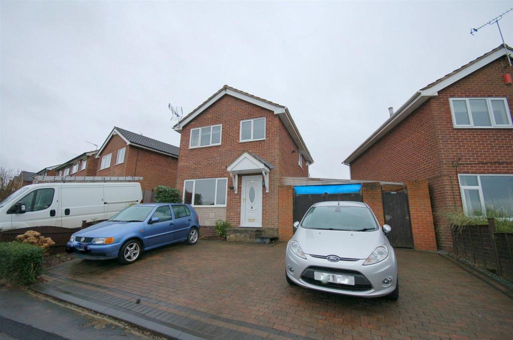 3 Bedrooms Detached House for sale in Walton Way, Talke
