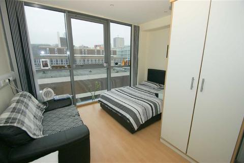 Studio to rent - Leylands Road, LS2