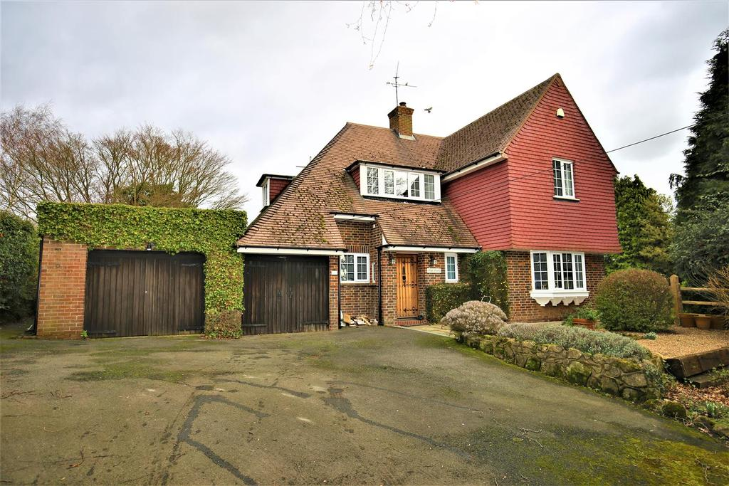 4 Bedrooms Detached House for sale in Redwall Lane, Hunton, Maidstone