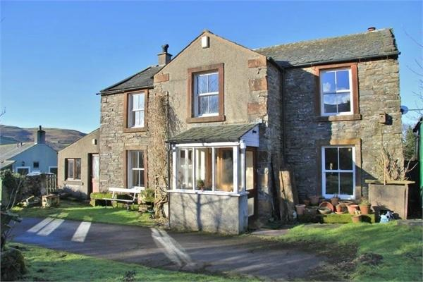 4 Bedrooms Detached House for sale in High Mill Barn, High Lorton, Cockermouth, Cumbria