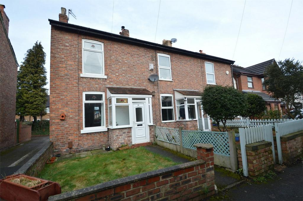 2 Bedrooms End Of Terrace House for sale in Holly Drive, SALE, Cheshire