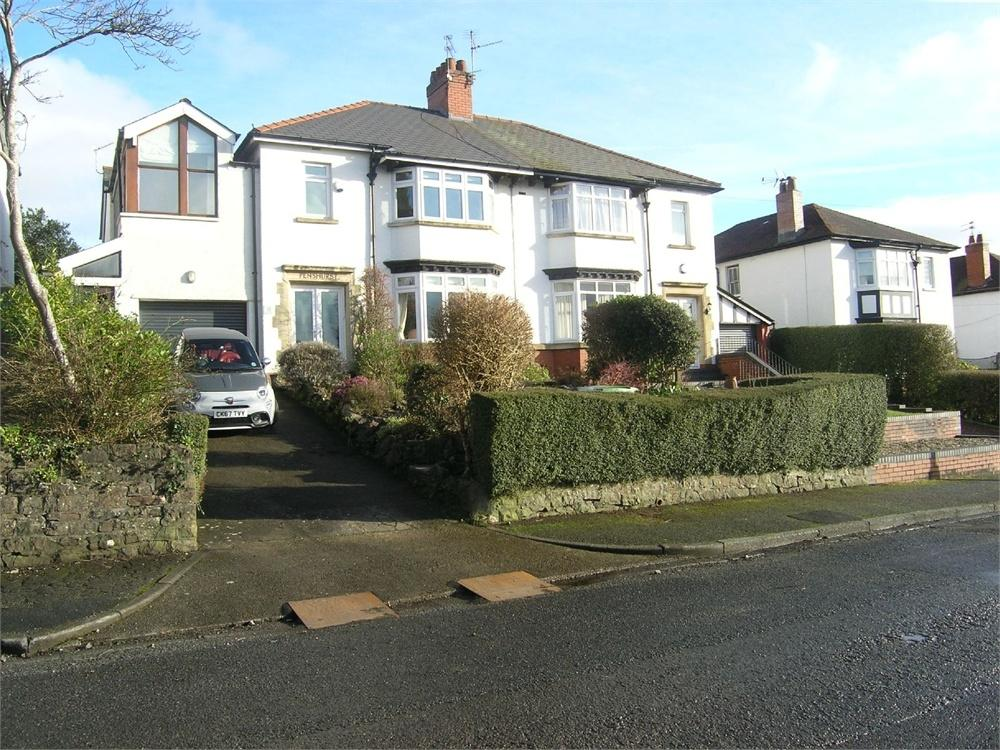 4 Bedrooms Semi Detached House for sale in Lady Mary Road, Roath Park, Cardiff