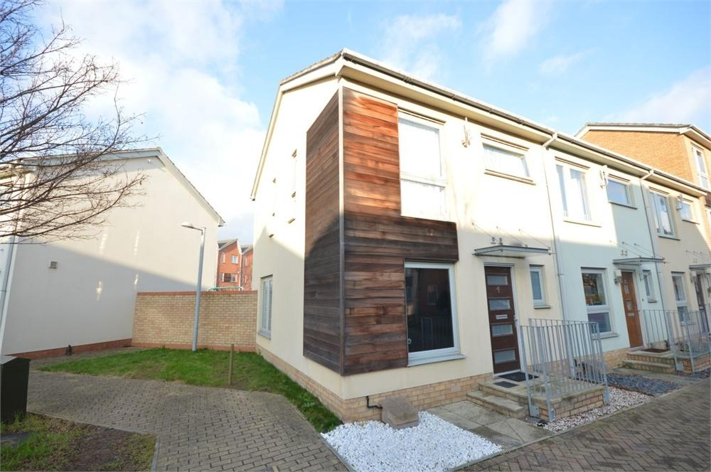 2 Bedrooms End Of Terrace House for sale in Cameron Drive, Dartford