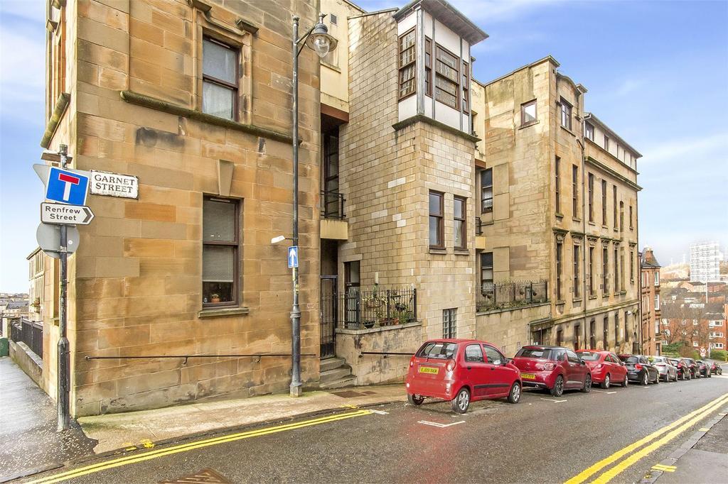 1 Bedroom Flat for sale in Flat 0/1, 67 Garnet Street, Garnethill, Glasgow, G3