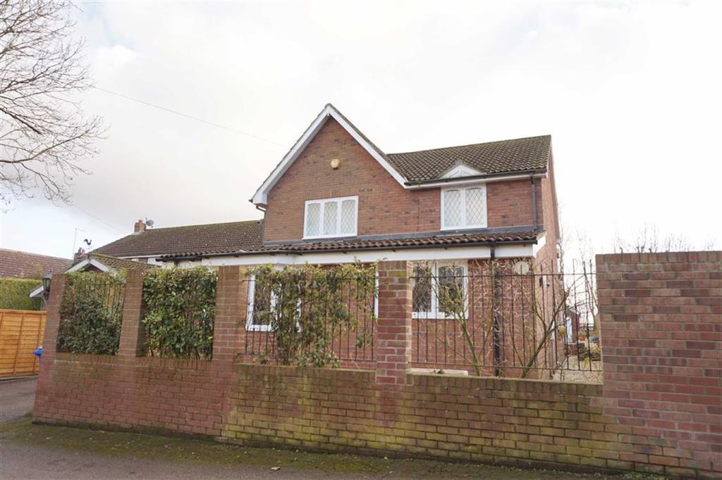 4 Bedrooms Detached House for sale in Bacchus Lane, South Cave, South Cave, HU15