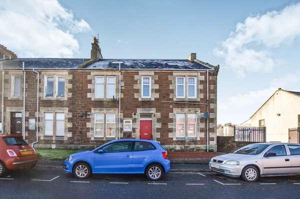 1 Bedroom Flat for sale in G/L, 17 Ashgrove Road, Kilwinning, KA13 6NX