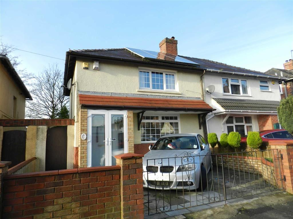2 Bedrooms Semi Detached House for sale in Portsea Street, Walsall, West Midlands
