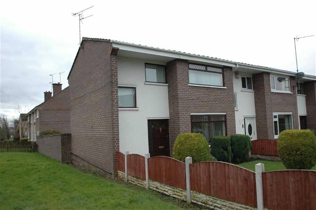 3 Bedrooms End Of Terrace House for sale in Auckland Road, Blacon, Chester
