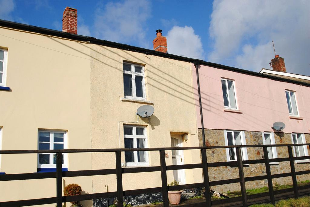2 Bedrooms Terraced House for sale in Factory Row, Mole Bridge Lane