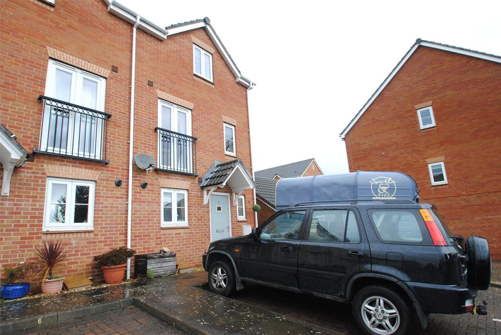 4 Bedrooms Semi Detached House for sale in Cutterburrow Lane, Braunton