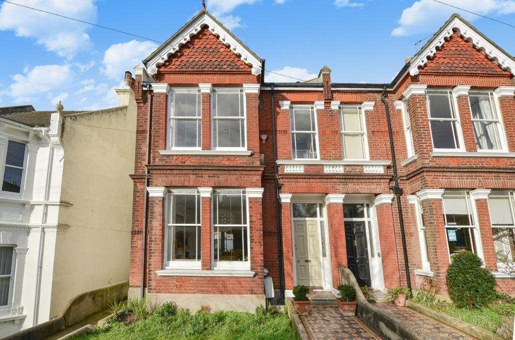 4 Bedrooms Semi Detached House for sale in Springfield Road Brighton East Sussex BN1