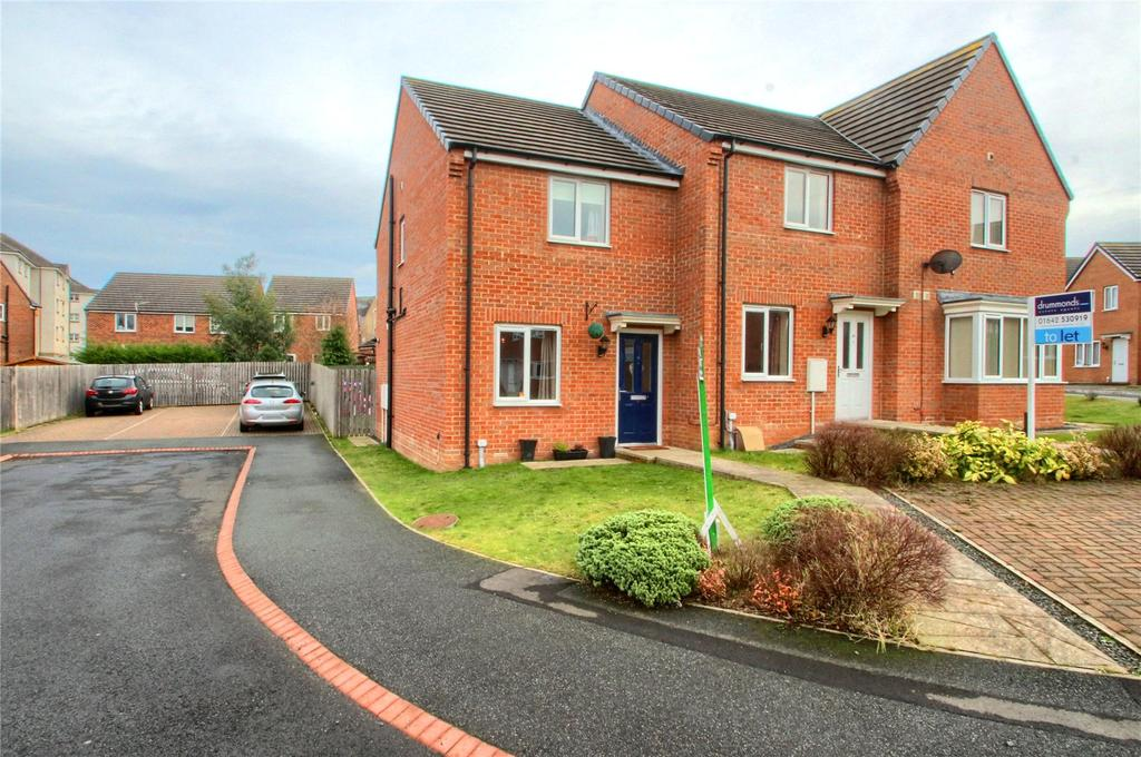 2 Bedrooms End Of Terrace House for sale in Pottery Wharf, Thornaby