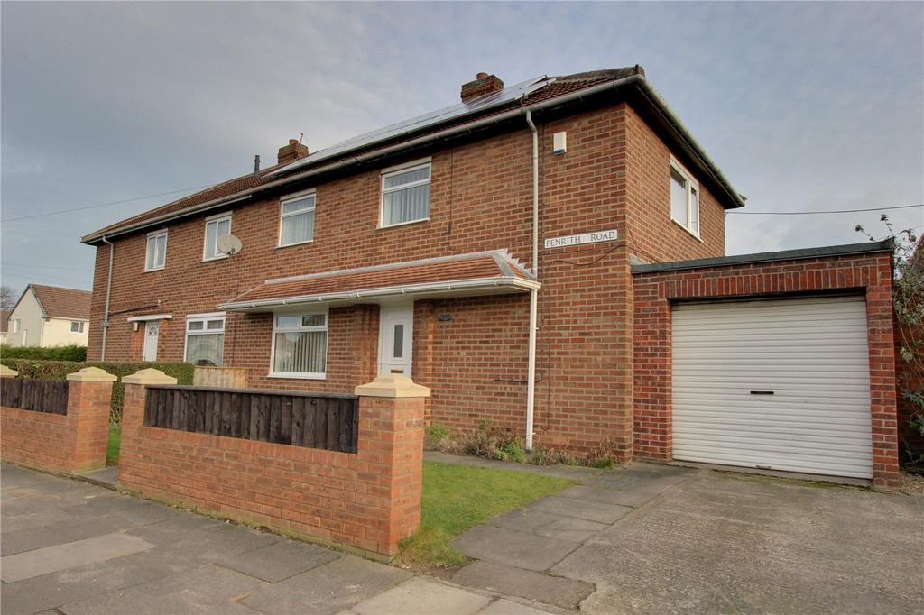 3 Bedrooms Semi Detached House for sale in Penrith Road, Middlesbrough