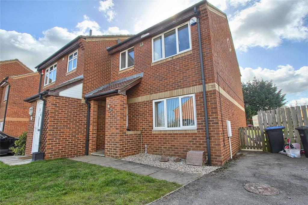3 Bedrooms Semi Detached House for sale in Cranberry, Coulby Newham