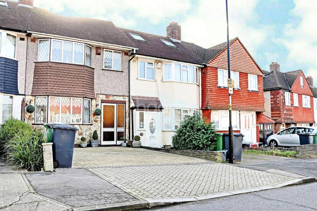 3 Bedrooms Terraced House for sale in Cotton Hill, Bromley
