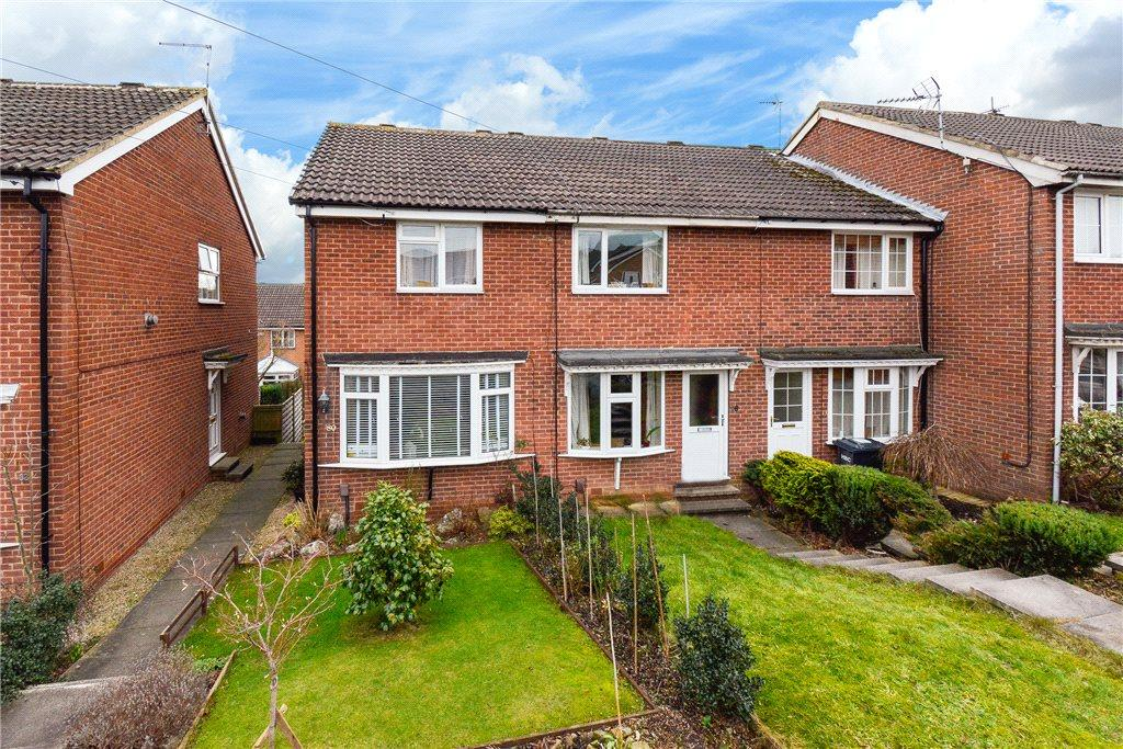 2 Bedrooms Terraced House for sale in Stonebeck Avenue, Harrogate, North Yorkshire