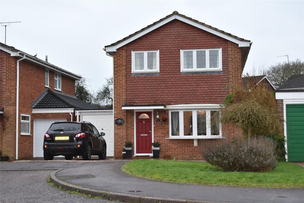 4 Bedrooms Detached House for sale in Lake Close, Winslow