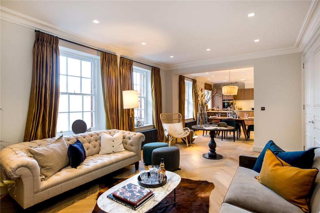 2 Bedrooms Apartment Flat for sale in Hampstead Manor, Hampstead Manor, NW3