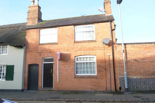 3 Bedrooms Cottage House for sale in School Street, Syston, Leicester, LE7