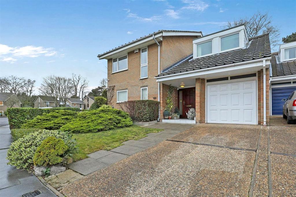 5 Bedrooms Link Detached House for sale in Norlands Crescent, Chislehurst, BR7