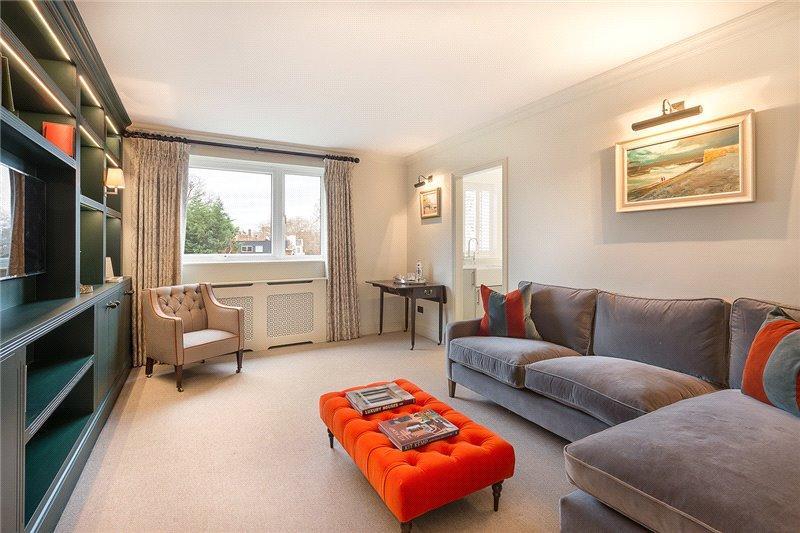 1 Bedroom Flat for sale in Elm Park Gardens, London, SW10