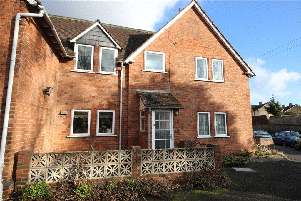 2 Bedrooms End Of Terrace House for sale in Old School Houses, Henley Road, Ludlow, Shropshire, SY8