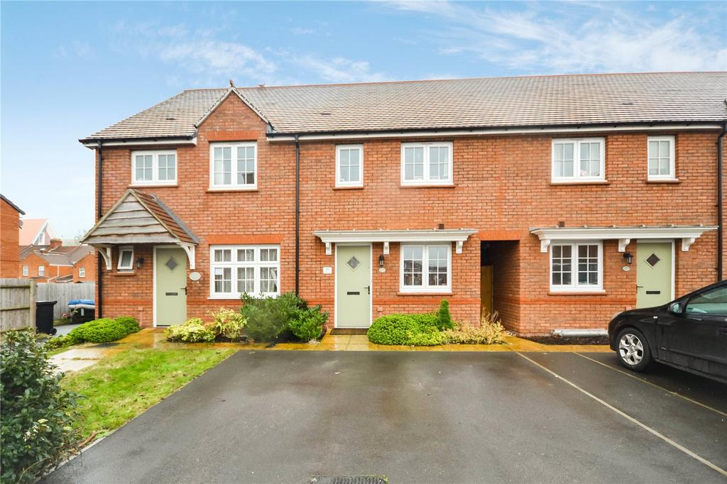 2 Bedrooms Terraced House for sale in Bonita Drive, Wembdon, Bridgwater, Somerset, TA6