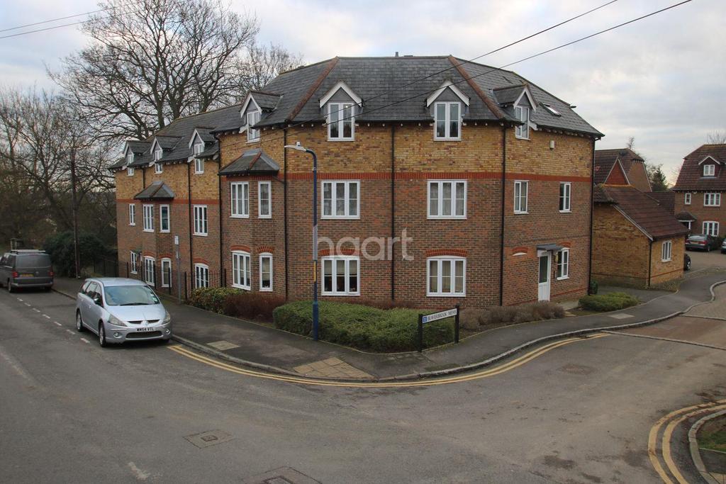 2 Bedrooms Flat for sale in Beaverbrook Mews, Maidstone, Kent, ME16