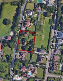 Plot for sale - North Foreland Road, Broadstairs, Kent