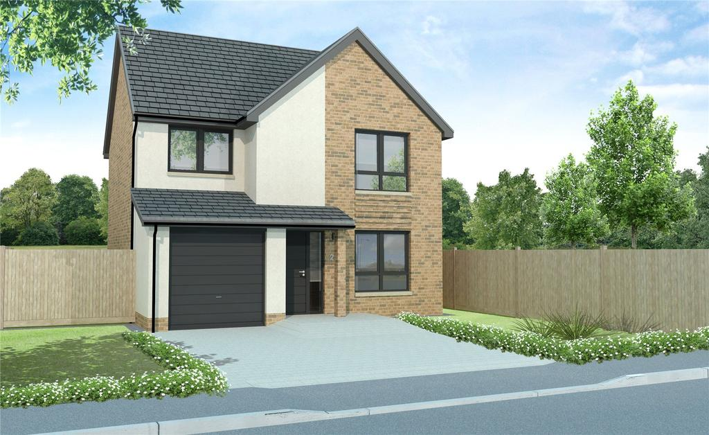 3 Bedrooms Detached House for sale in Broomhouse, Glasgow, G71