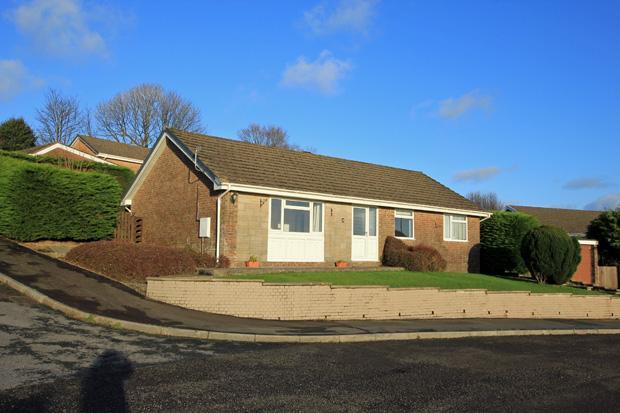 3 Bedrooms Detached Bungalow for sale in Parc Yr Onnen, Carmarthen, Carmarthenshire