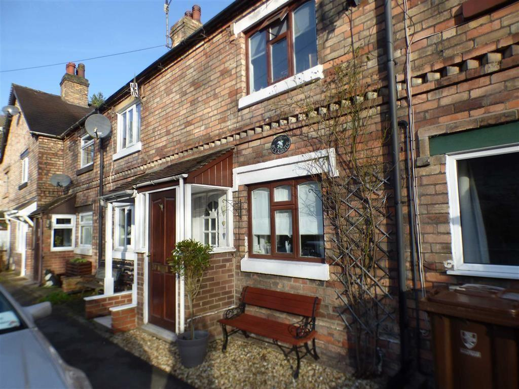 2 Bedrooms Terraced House for sale in 30, Riverside, Oakamoor
