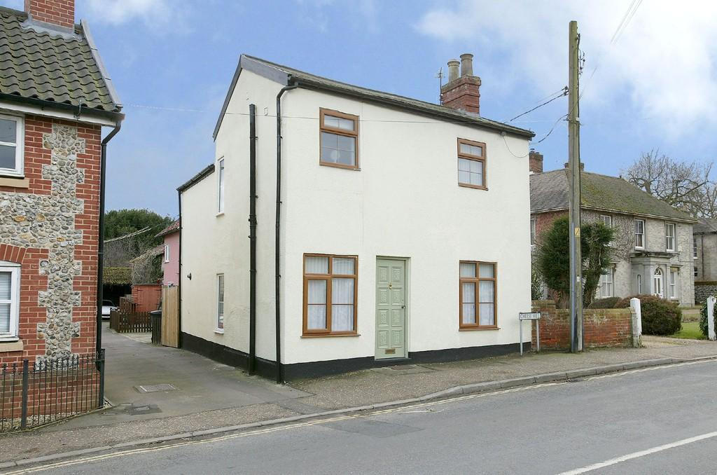 2 Bedrooms Cottage House for sale in Cheese Hill, East Harling
