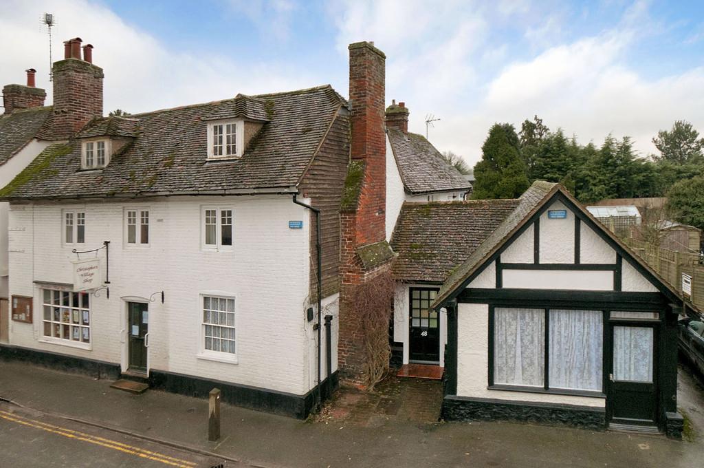 3 Bedrooms Terraced House for sale in Eyhorne Street, Hollingbourne