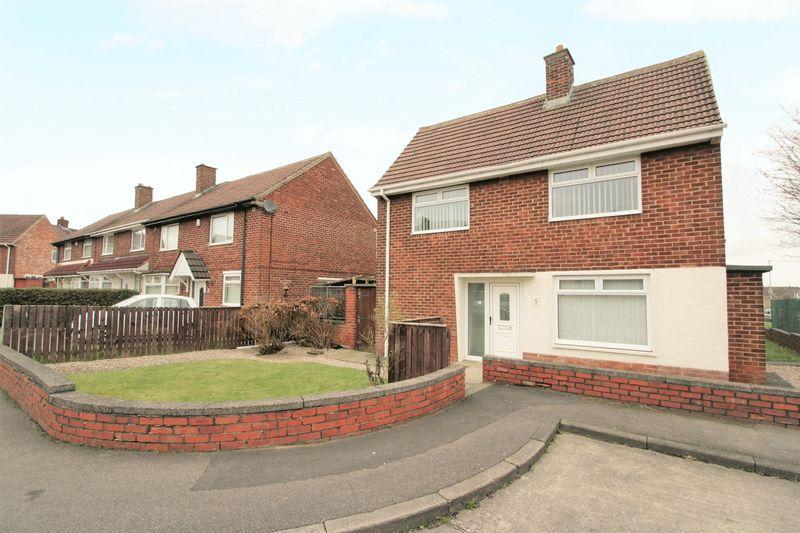 2 Bedrooms Semi Detached House for sale in Hawnby Close, Fairfield, Stockton, TS19 7PB