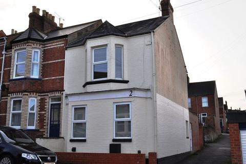 3 bedroom end of terrace house to rent - Elton Road, Exeter