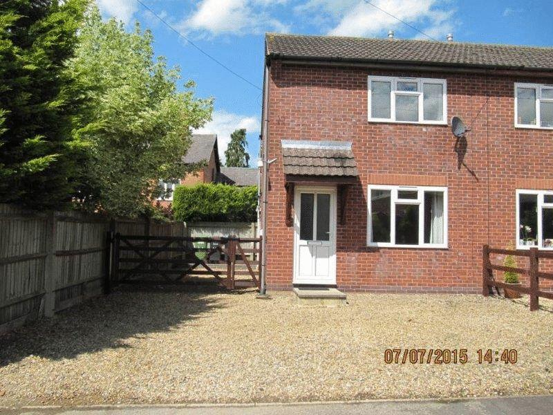 2 Bedrooms Semi Detached House for rent in Turville Road, Gilmorton