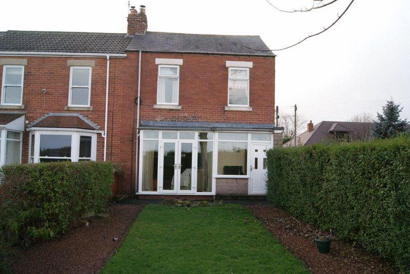 3 Bedrooms End Of Terrace House for sale in Manners Gardens, Whitley Bay