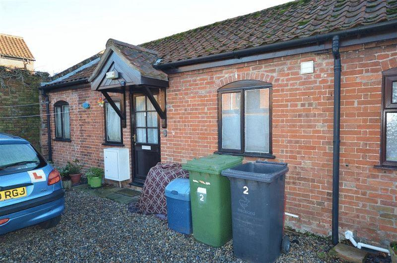 1 Bedroom Semi Detached Bungalow for sale in Goddards Court Watton