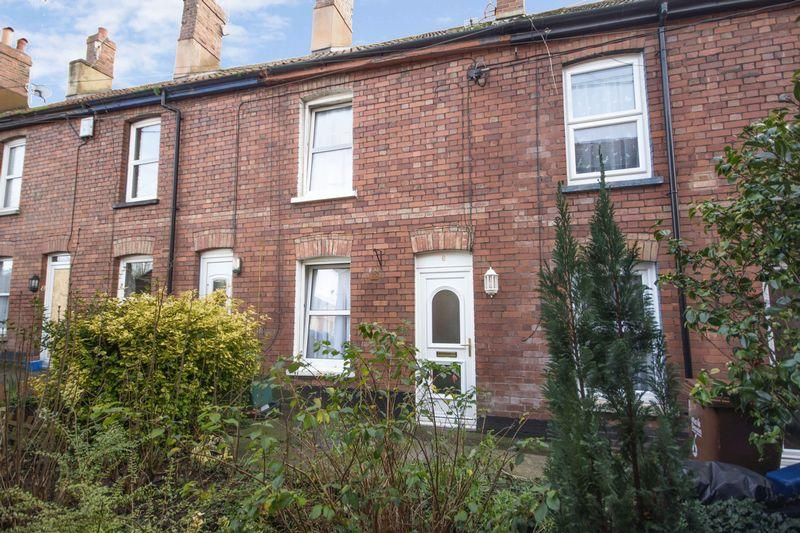 Oxford terrace crediton 2 bed terraced house for sale for Oxford terrace 2