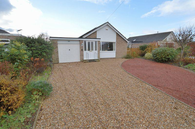 3 Bedrooms Detached Bungalow for sale in 65 Mill Lane, Woodhall Spa
