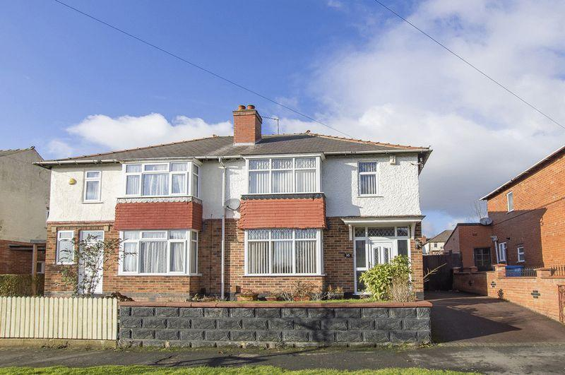 3 Bedrooms Semi Detached House for sale in VALLEY ROAD, LITTLEOVER