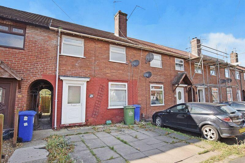 2 Bedrooms Terraced House for sale in Mather Avenue, Runcorn