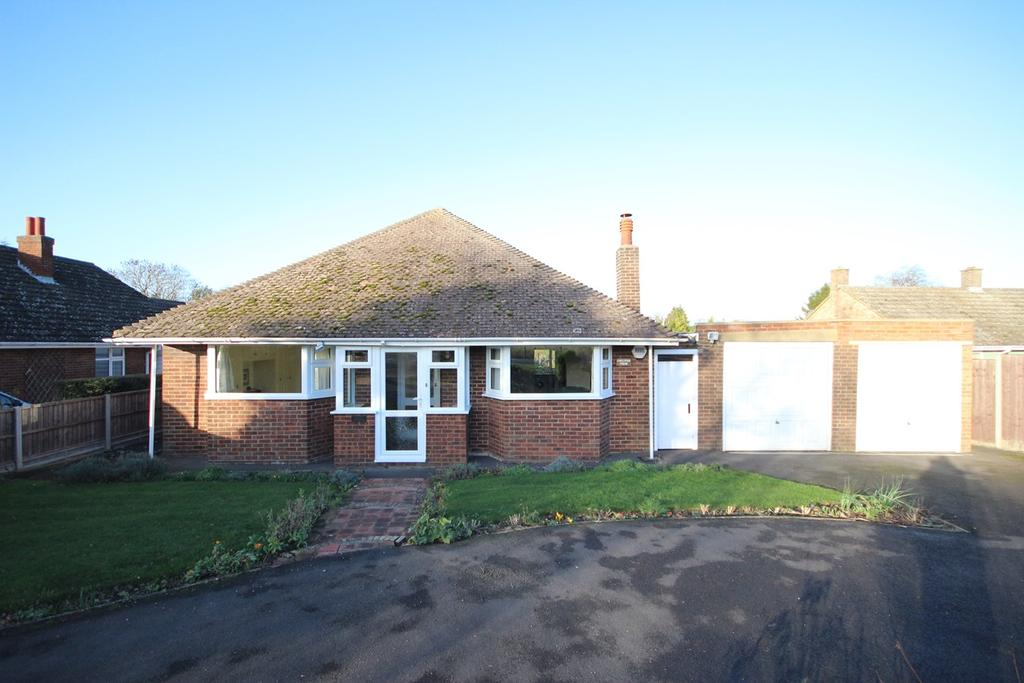 2 Bedrooms Detached Bungalow for sale in Hitchin Road, Pegsdon, Hitchin, SG5