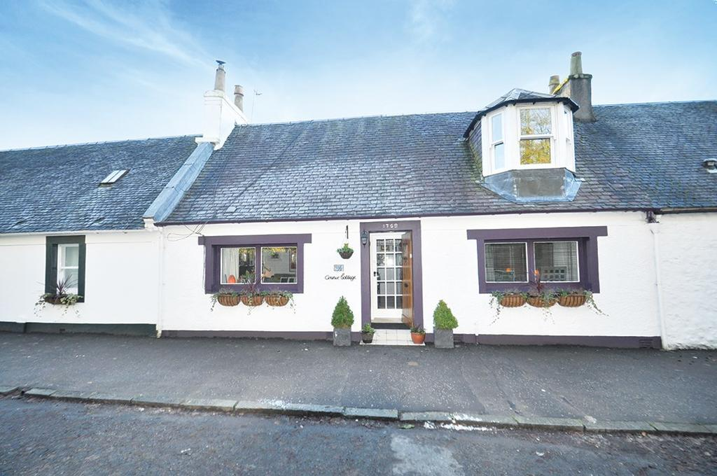 3 Bedrooms Cottage House for sale in Annie Cottage, Main Road, Fenwick, KA3