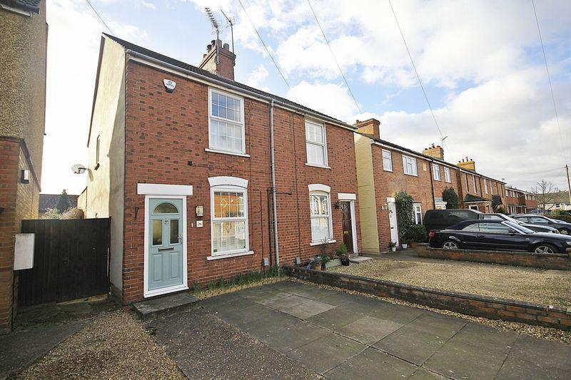 2 Bedrooms Semi Detached House for sale in The Ridgeway, Flitwick