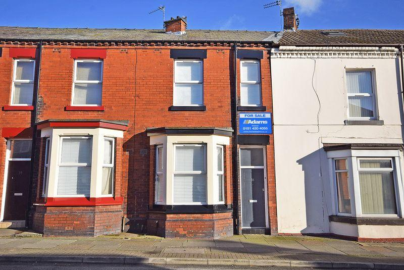 2 Bedrooms Terraced House for sale in Frederick Street, Widnes
