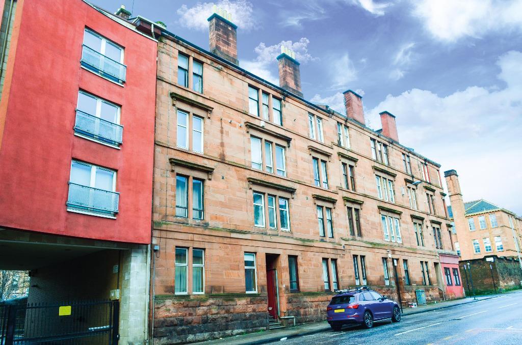1 Bedroom Flat for sale in Church Street, Flat 2/1, Partick, Glasgow, G11 5JP