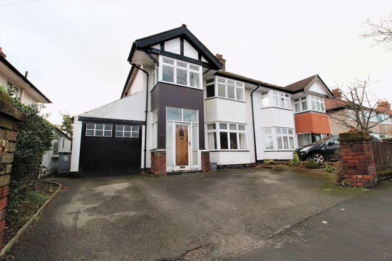 3 Bedrooms House for sale in Greenbank Drive, Pensby
