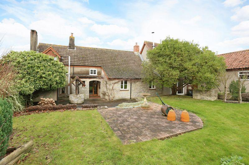 4 Bedrooms Detached House for sale in Heath House, Wedmore